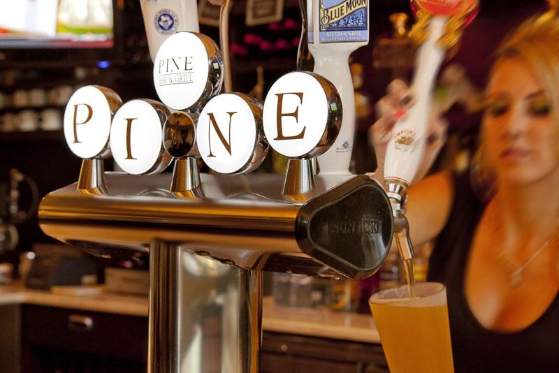 Pine Bar Tap