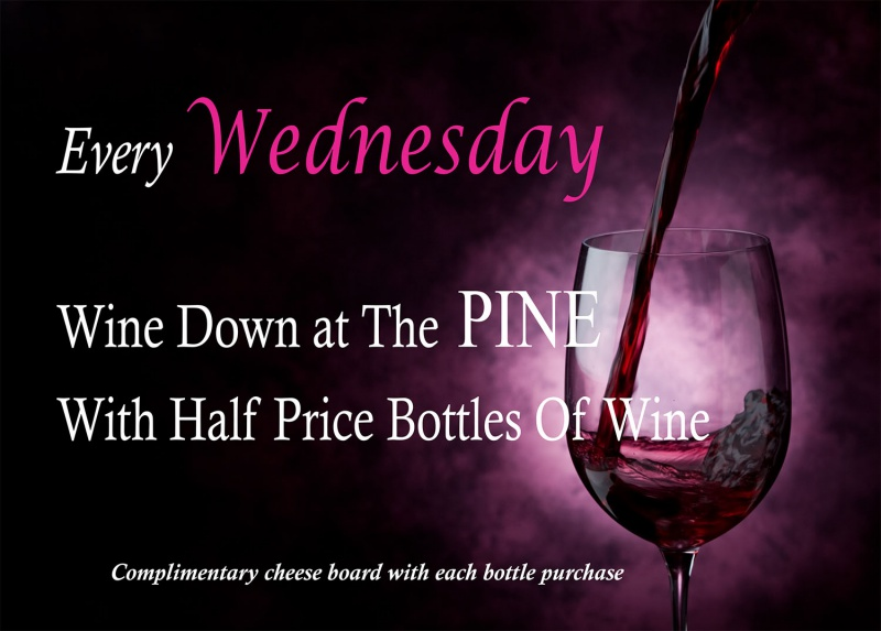 Wednesdays, Starts @ 5pm