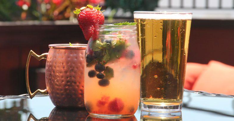Pine Bar Grill Drinks